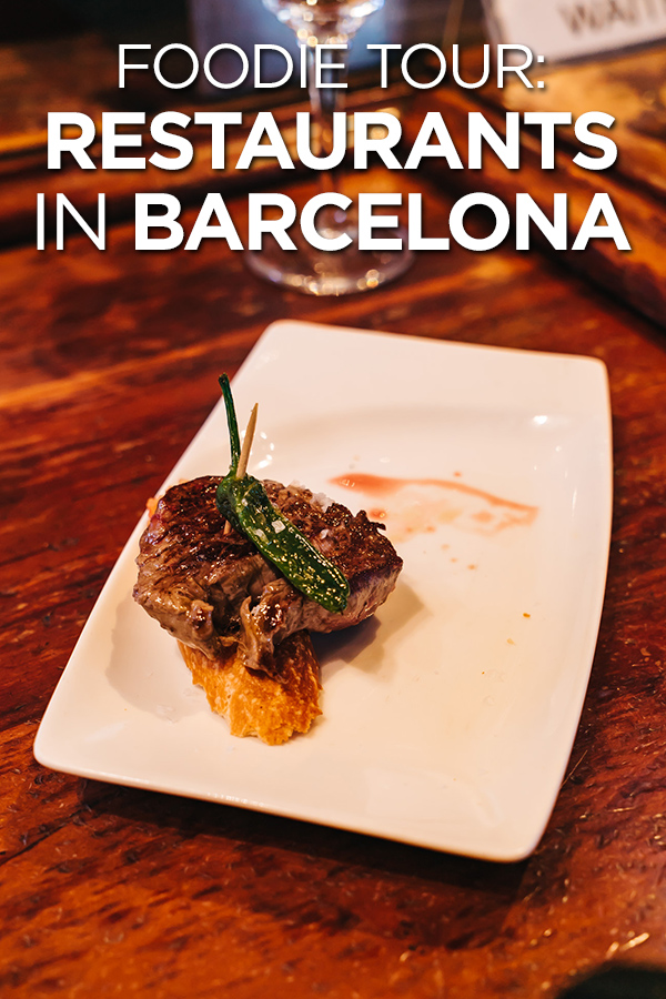#Barcelona restaurants #Spain #Europe #foodie
