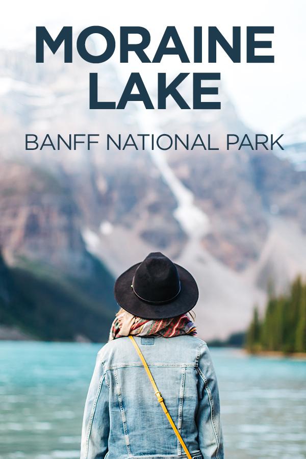Moraine Lake #Banff #Canada #NationalPark