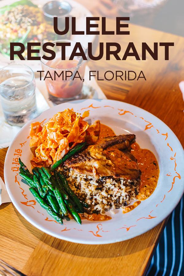 Ulele #restaurant #Tampa #Florida