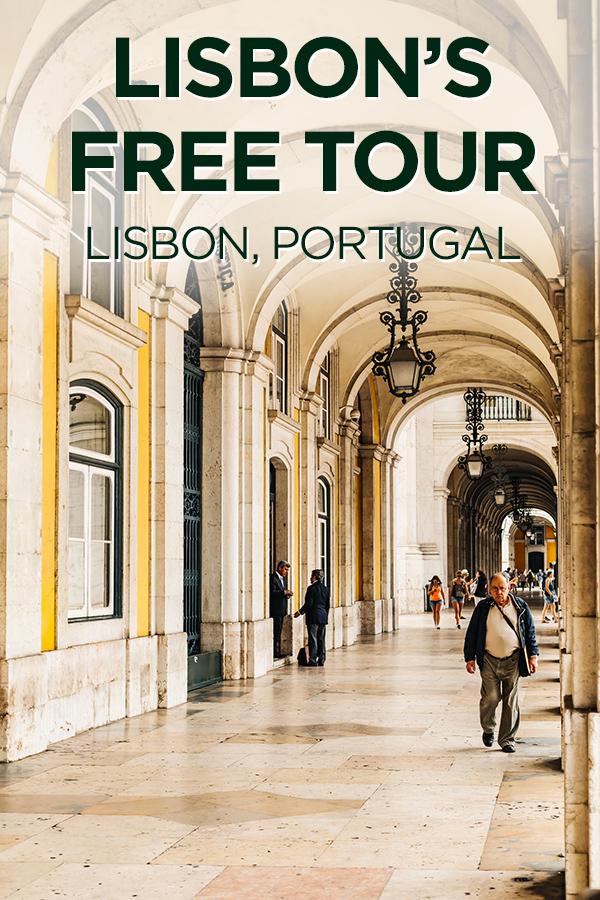 Lisbon Free Tour #Portugal #Europe #Lisbon