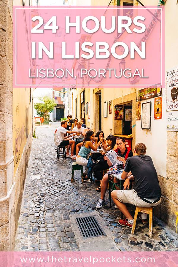 24 Hours in #Lisbon #Portugal #Europe