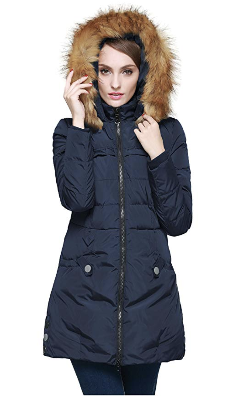 Orolay Women's Down Jacket