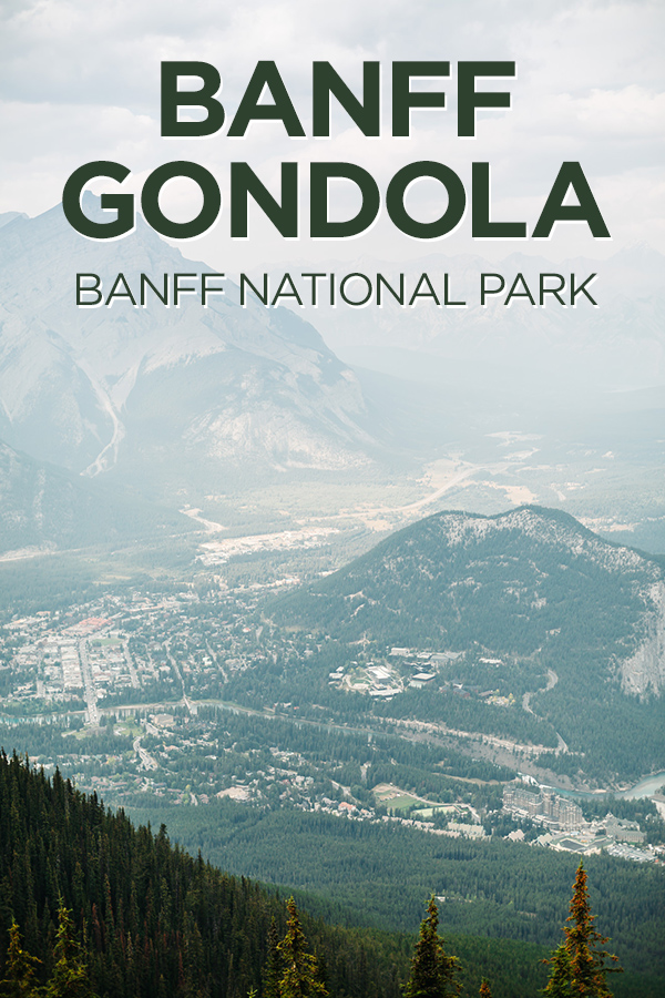 Banff Gondola #Banff #NationalPark #Canada