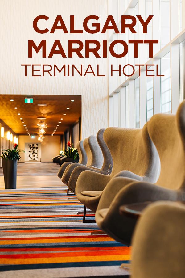 Calgary Marriott Terminal Hotel #Calgary #Canada #Marriott #airport #hotel