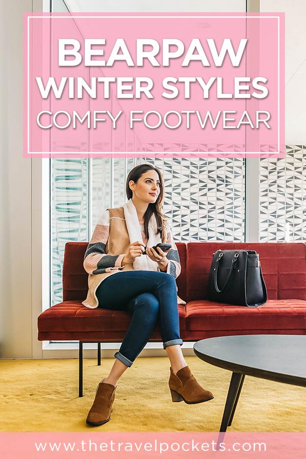 Pinterest BEARPAW Winter Styles