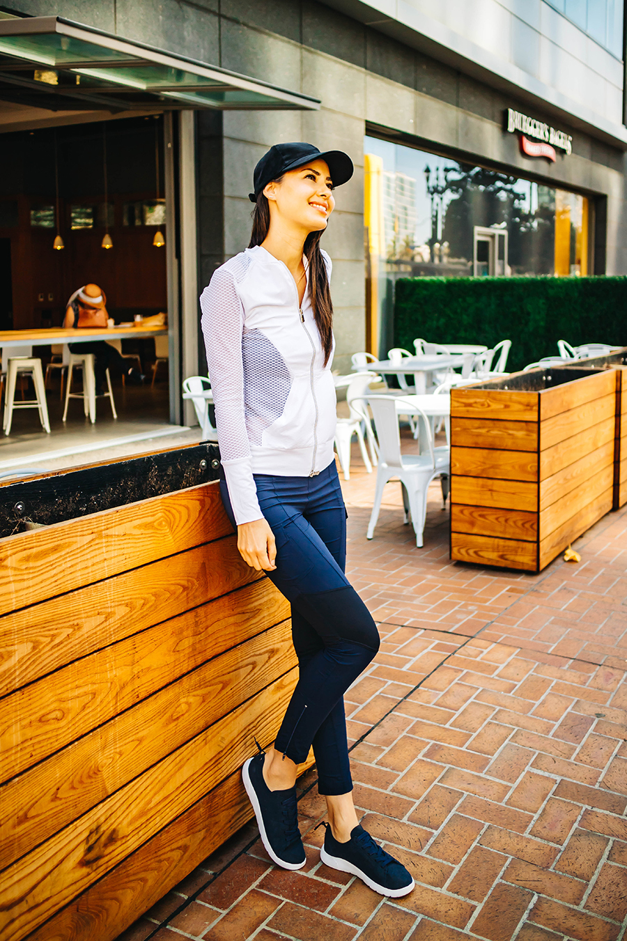 BEARPAW   HAT   // ANATOMIE STYLE   PANTS & JACKET   // BEARPAW   SNEAKERS