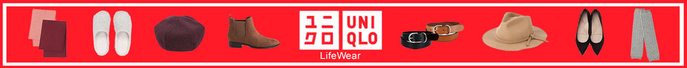 Uniqlo+ウニクロ+winter+accessories