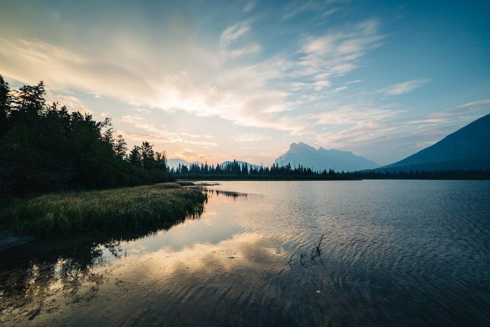 Vermilion Lake Sunrise