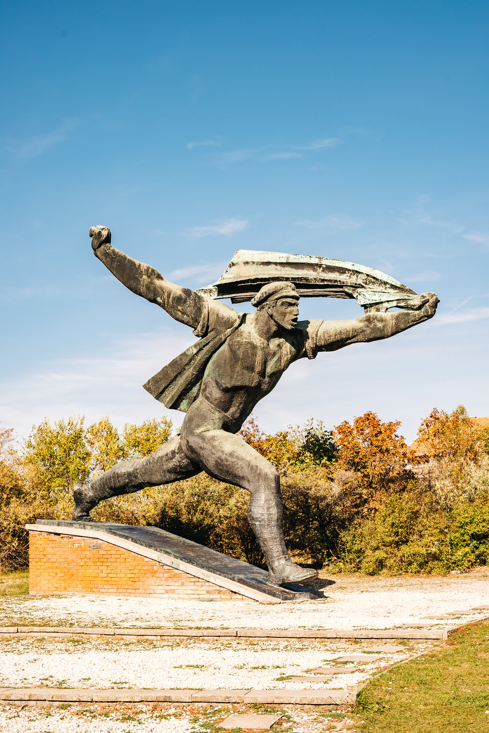 Memento Park #Budapest #Hungary