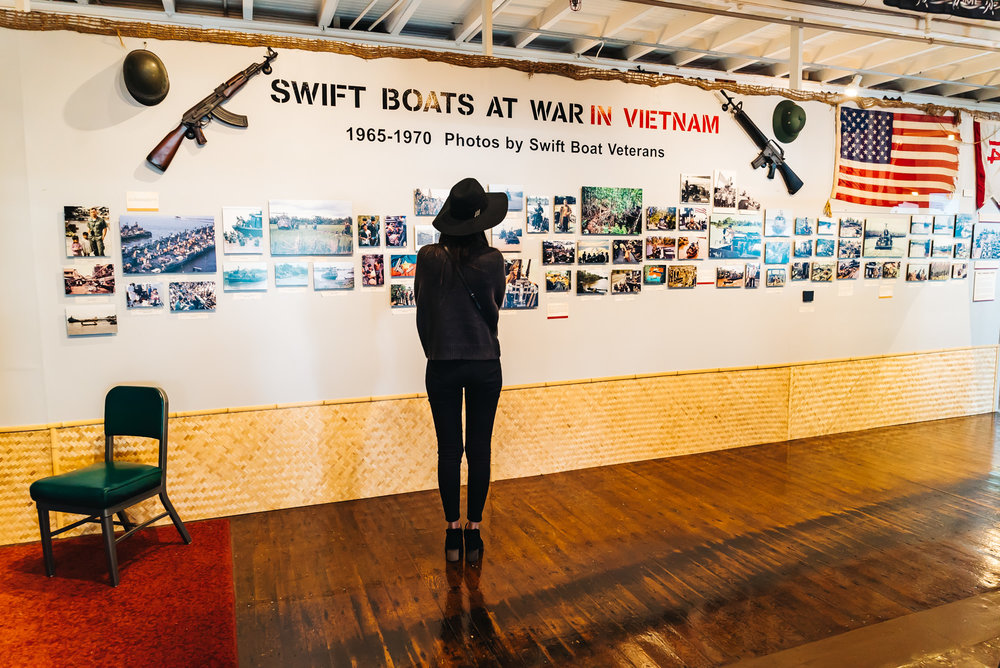 Photos taken by soldiers during the Vietnam War