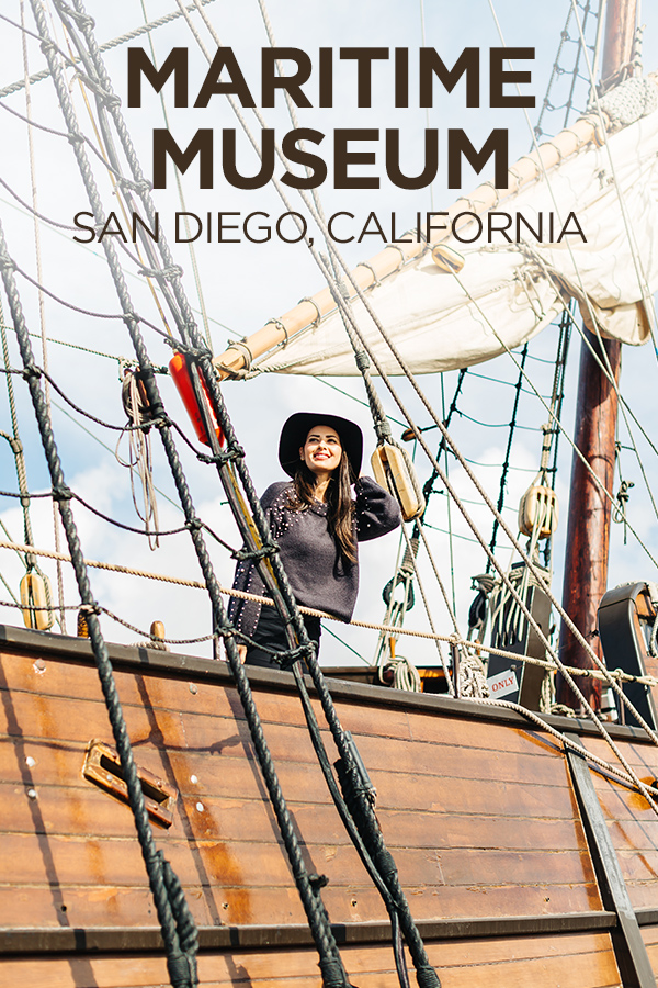 Maritime Museum #SanDiego #California #USA #ships #submarines