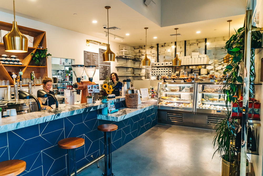 Frost ME Cafe & Bakery in LIttle Italy san Diego