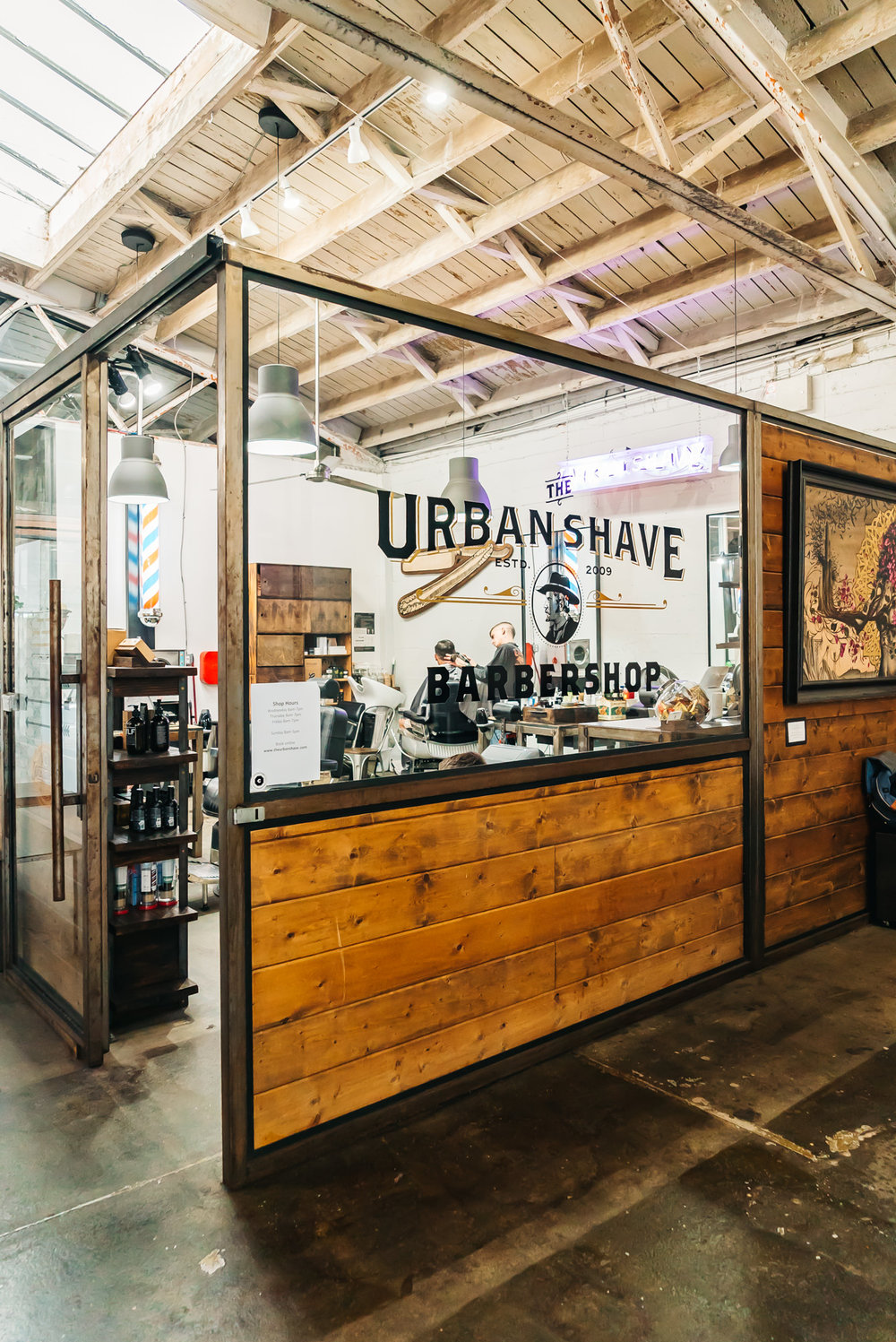 The Urban Shave