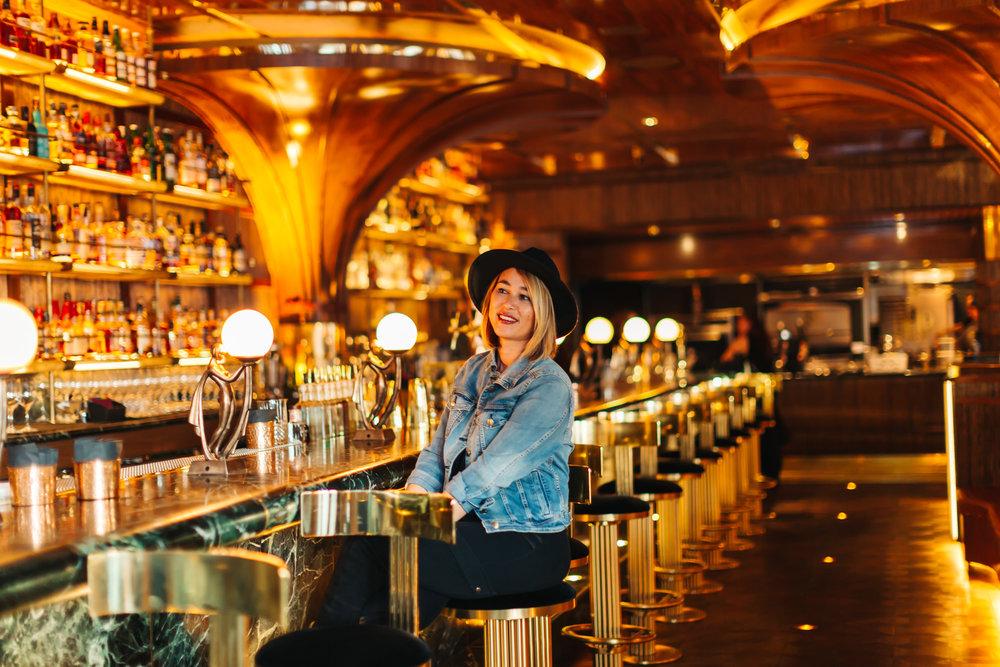 Luxurious Bar at   Born & Raised
