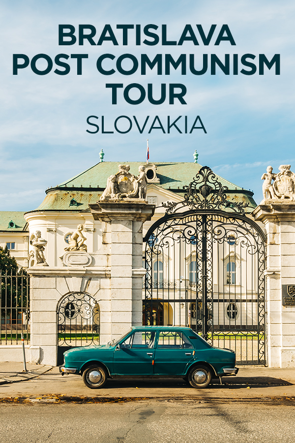 Bratislava Post Communism Tour #Slovakia #Europe #Bratislava