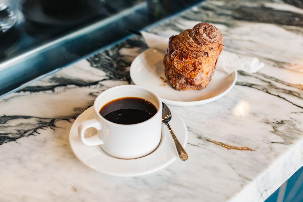 MORNING BUN &  RITUAL COFFEE ROASTERS