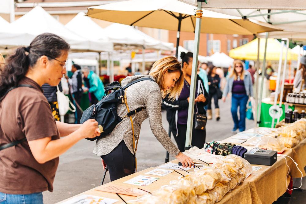 Little Italy San Diego Mercato Farmer's Market #MercatoFarmersMarket