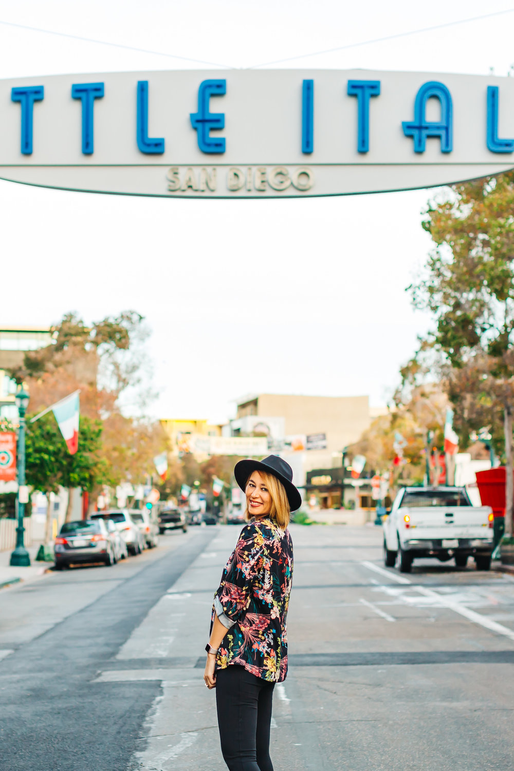 California MoonRise   Blazer   // Free People   Wool Hat