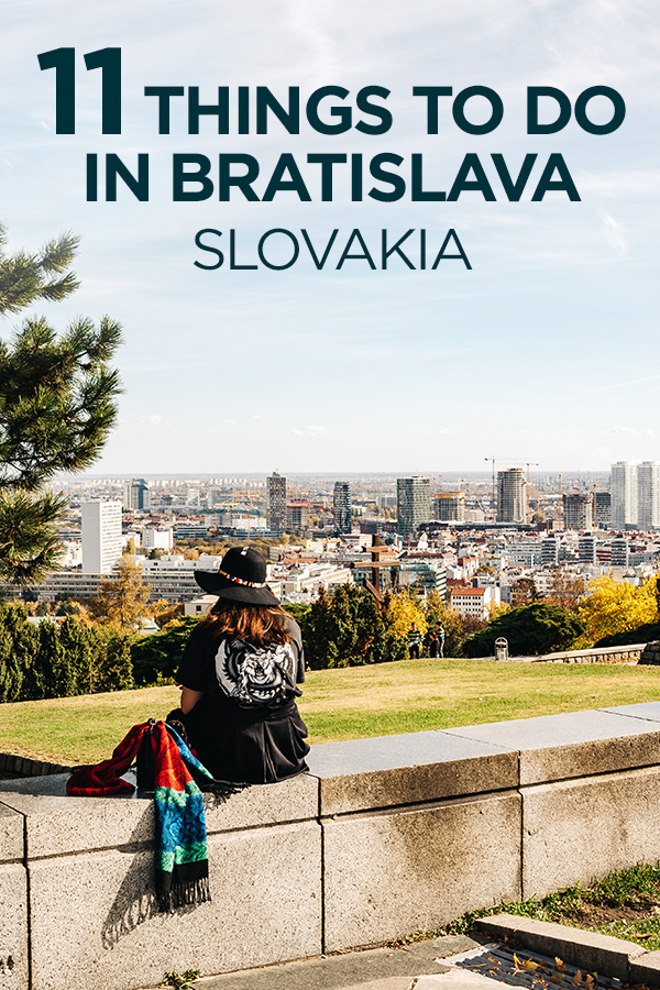 Things To Do in Bratislava #Slovakia #Europe #Bratislava