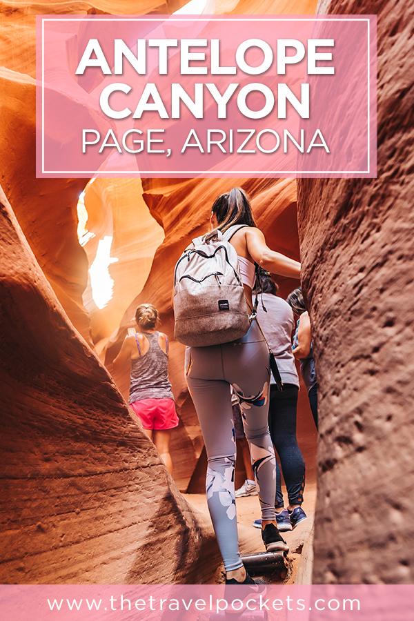 Antelope Canyon #Arizona #USA #NorthAmerica