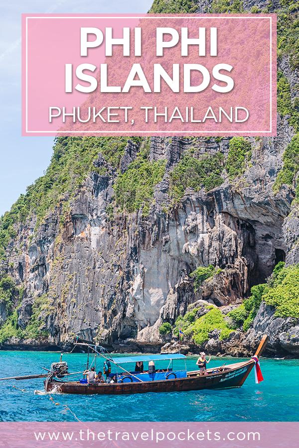 Phi Phi Islands #Phuket #Thailand #PhiPhi