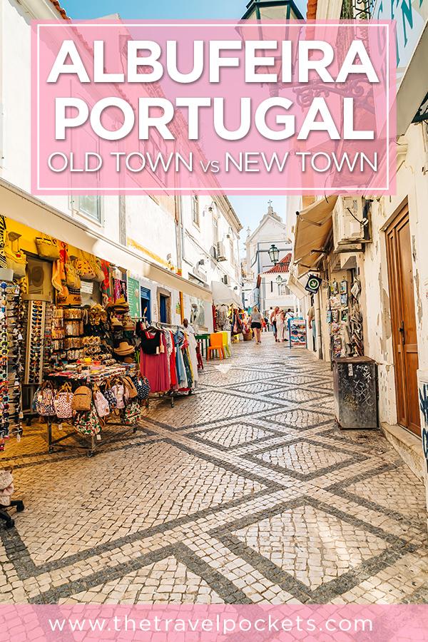 Albufeira #Portugal #Europe