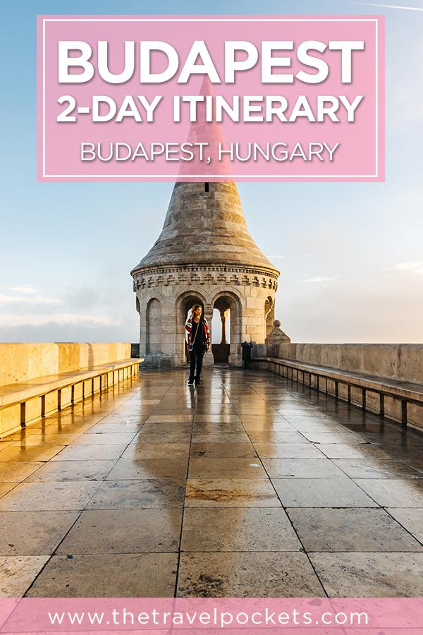 Budapest 2-Day Itinerary #Hungary #Budapest #Europe