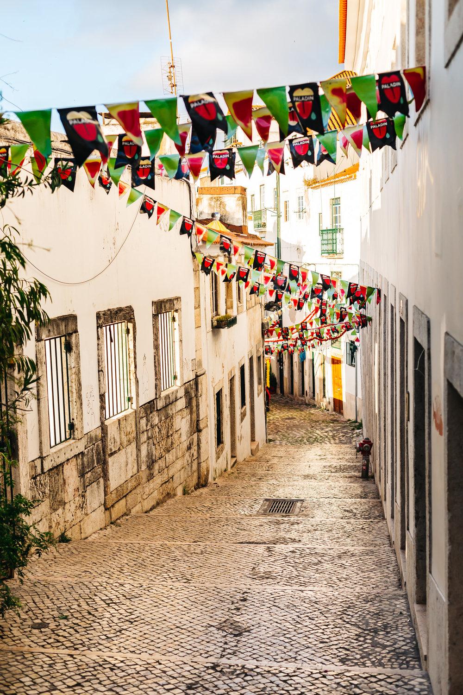 Alfama, neighborhood in Lisbon