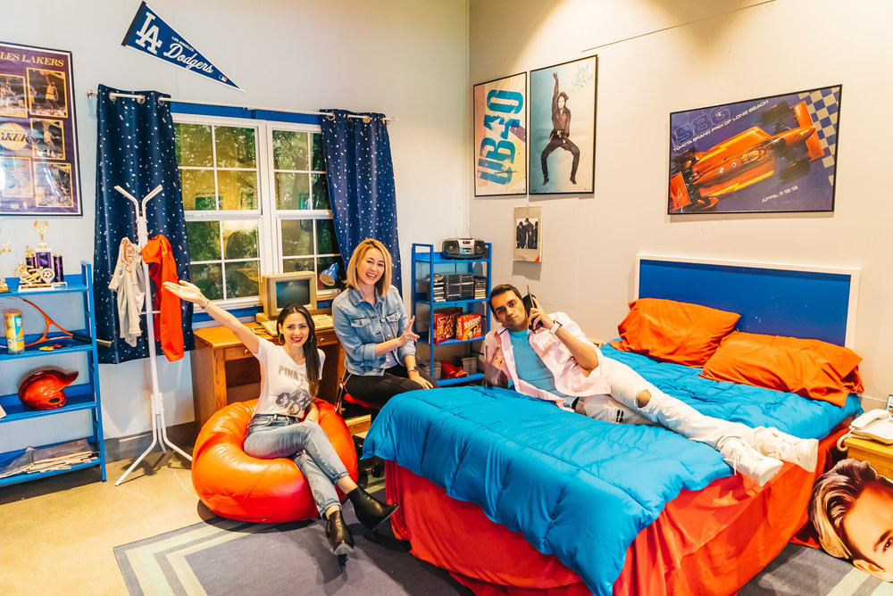 Zach Morris's Bedroom