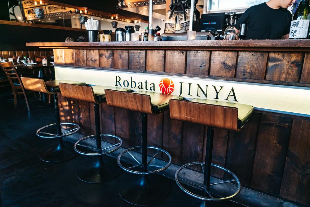 Robata Jinya, West Hollywood 炉ばた陣や