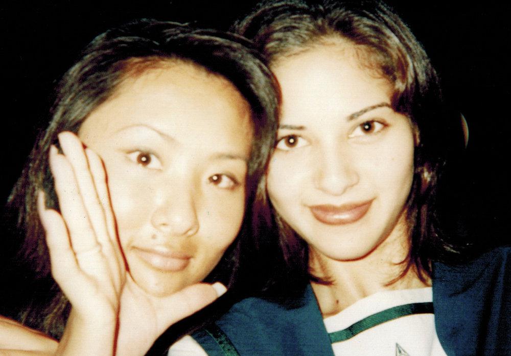 candy & Asami circa 1998