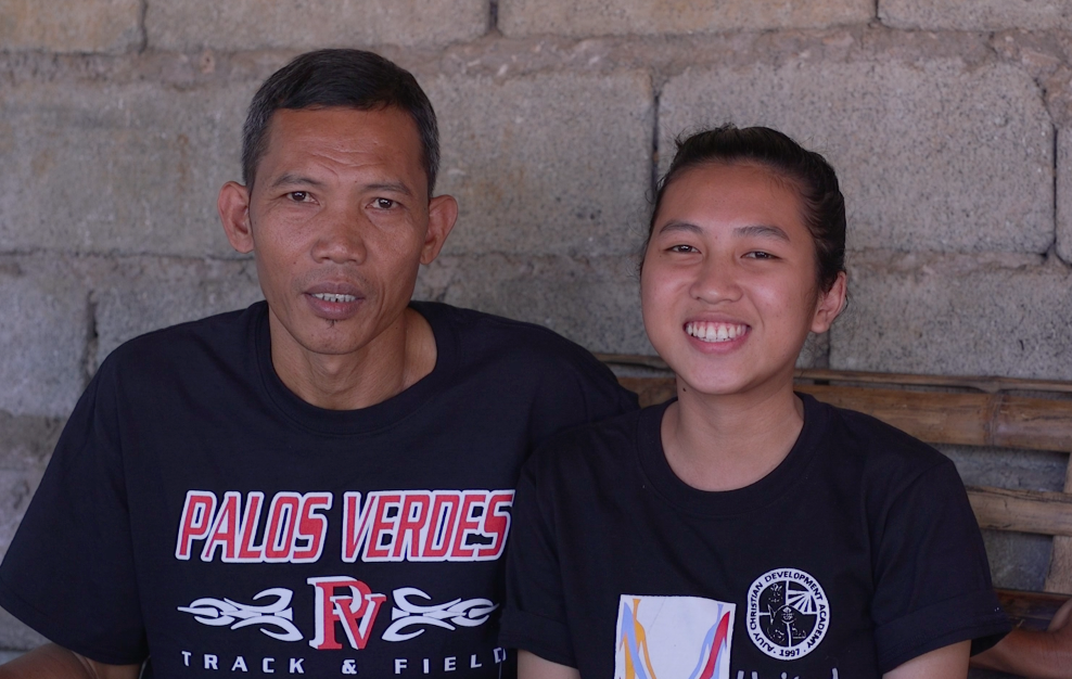 Meet our good friends Rene and his Daughter Lorenz - we would be nothing without them.