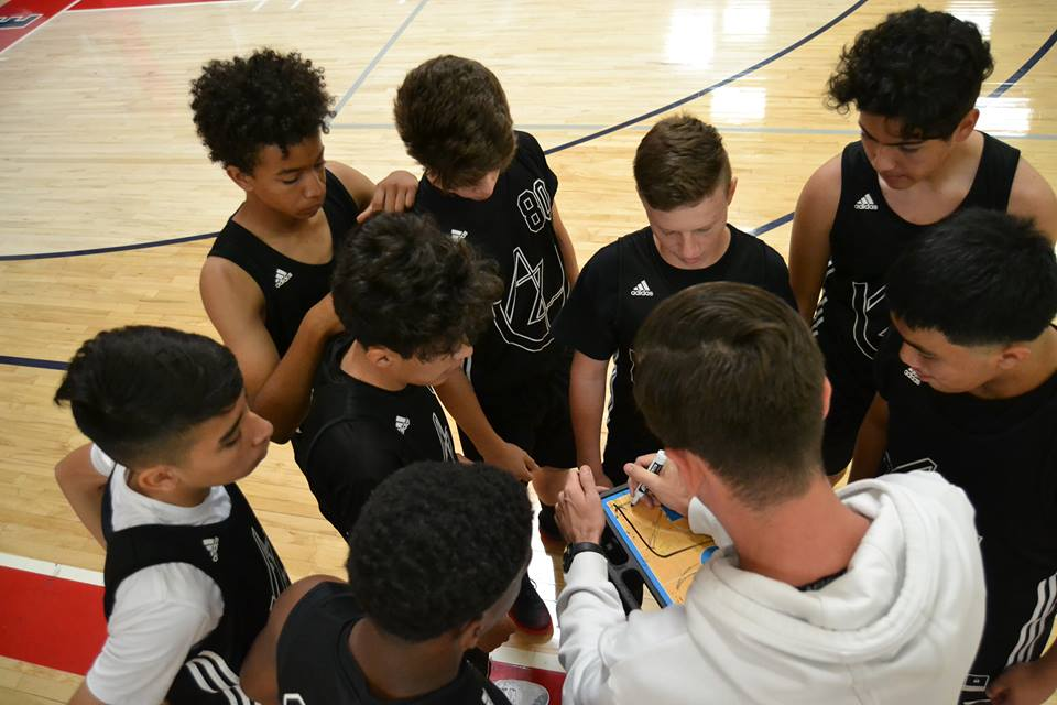The 14U boys have learned a ton and came a long way in a few short months. Hard working group of young men… (5/5/2018)