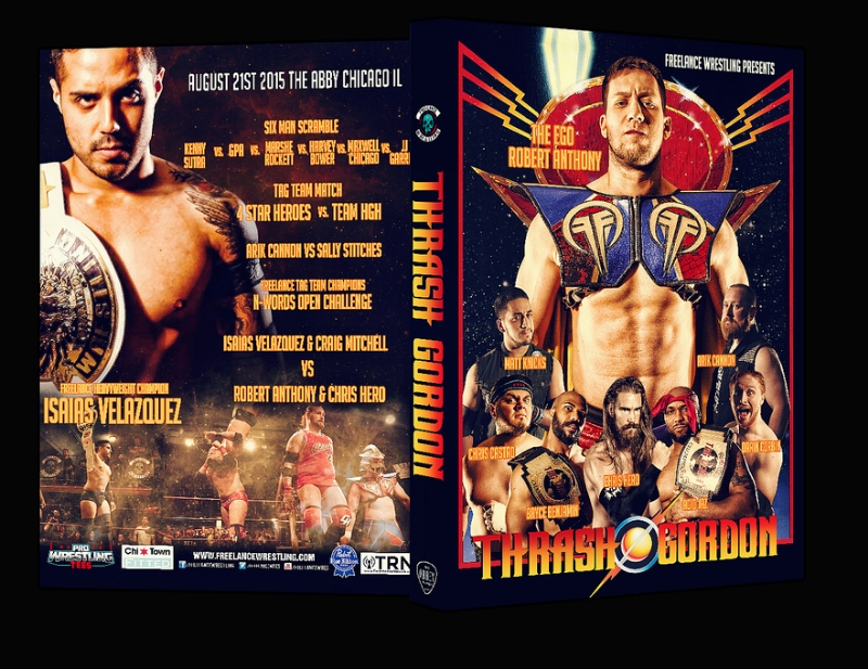 Freelance Wrestling Thrash Gordon