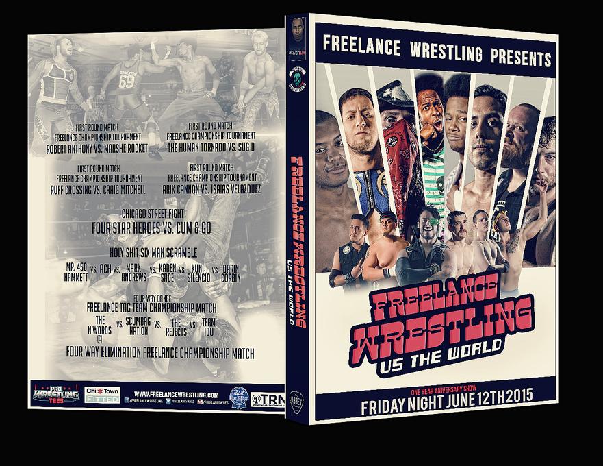 Freelance Wrestling Vs The World  DVD Cover  Moc Up2.jpg