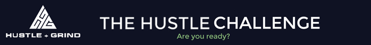 HUSTLE AND GRIND CO -  Looking for a way to break out of your shell , then look no further. This resource is for those who are looking to challenge themselves to get uncomfortable and do things that will force them to level up. If you're okay with living life as you're currently living, ignore this... Keep moving. , but if your ready to take the hustle challenge then this guide might be up your alley. In this guide, we'll offer you unique tasks and challenges that will help you reach your goals as a true hustler. Right now by clicking out banner above you get a 20% off the price.