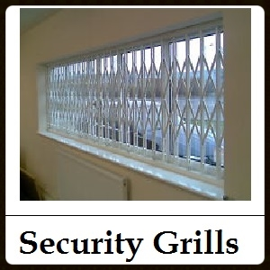 Smithlock Locksmith Dublin Security grill locks