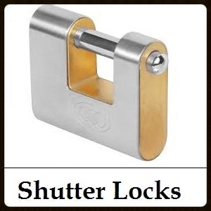 Smithlock Loksmith Dublin Shutter locks