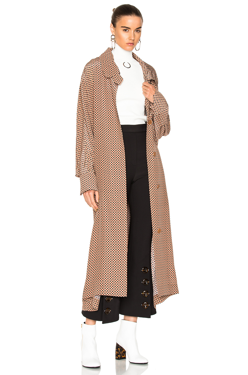 Stella McCartney Emily Long Coat