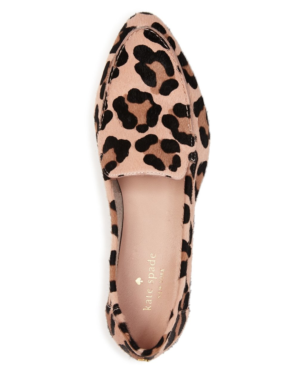 SIMILAR: KATE SPADE NY |  CARIMA LEOPARD PRINT CALF HAIR LOAFERS