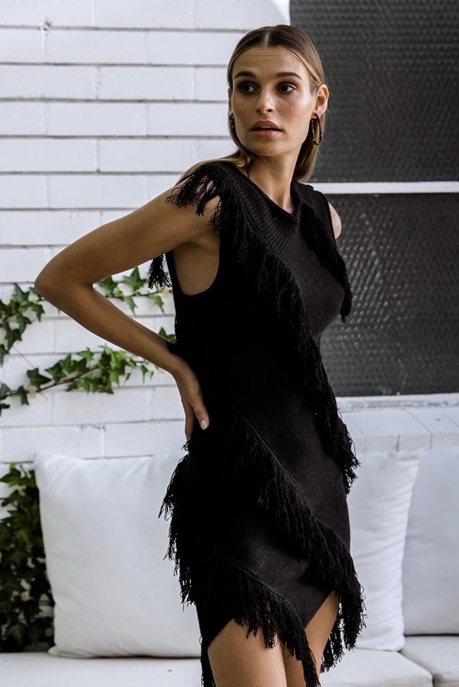 Maurie & Eve Crete Knit Dress
