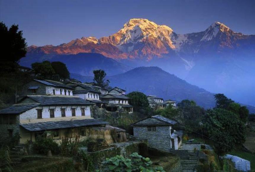 A beautiful stop on the world renowned Annapurna Circuit Trek.