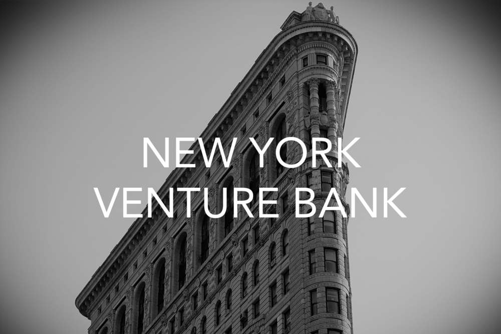 New York Venture Bank - New York, NY