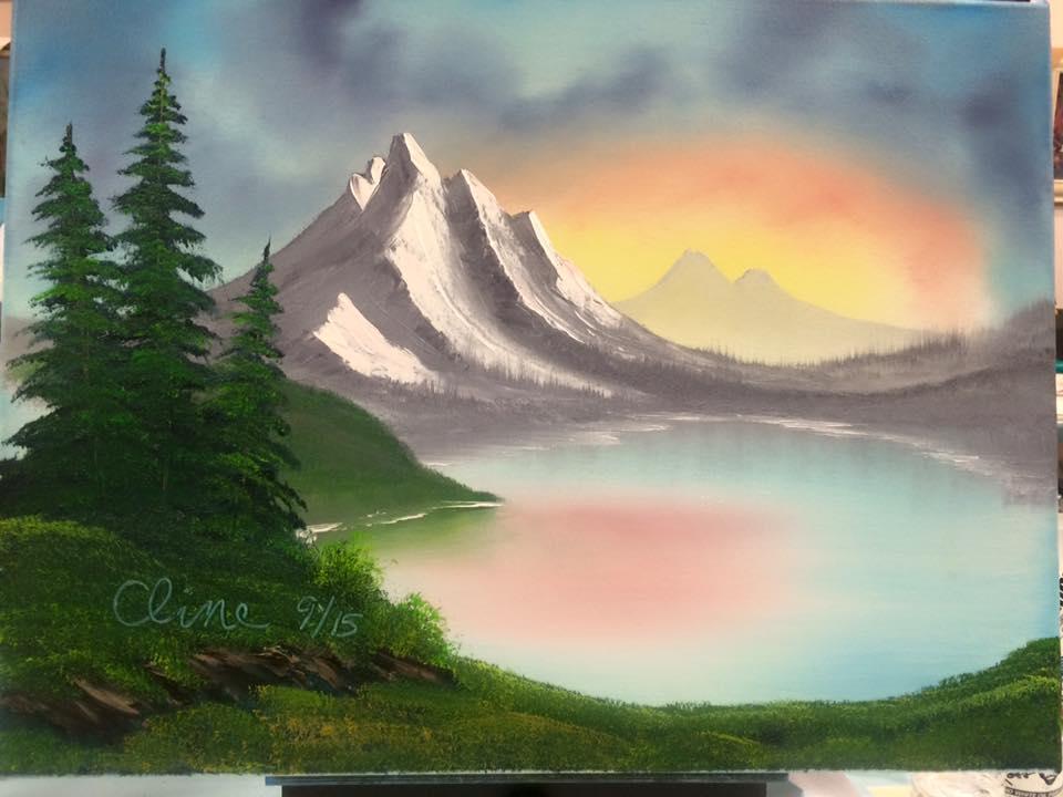 """""""Under Pastel Skies"""""""