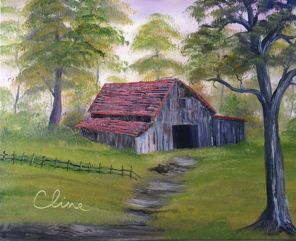 """""""Grandpa's Barn"""""""