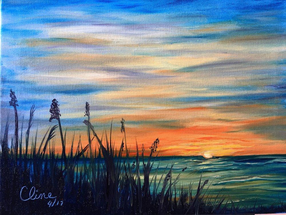 """""""Tybee Sunset"""""""