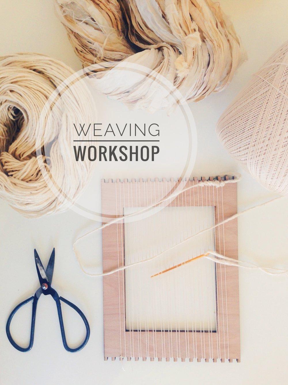 Weaving :: Wallflower Boutique :: Santa Cruz