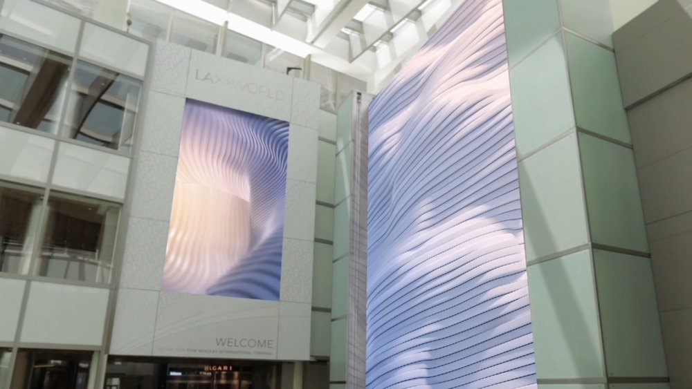 Plains of Yonder LAX Digital Installation 5