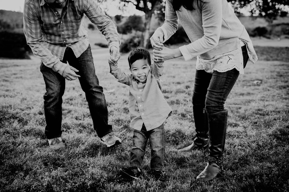 bre thurston photography | san francisco bay area california photographer | outdoors lifestyle family session fall golden hour