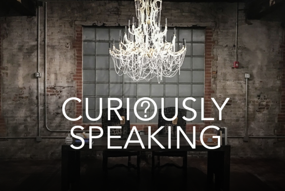 Curiously Speaking Podcast